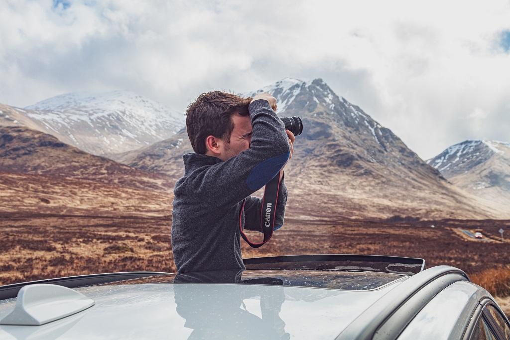 Mükemmel fotoğraf içini açını değişir, farklı açılardan çekimler yap.
