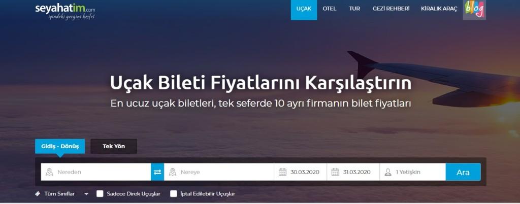 seyhatim.com websitesi