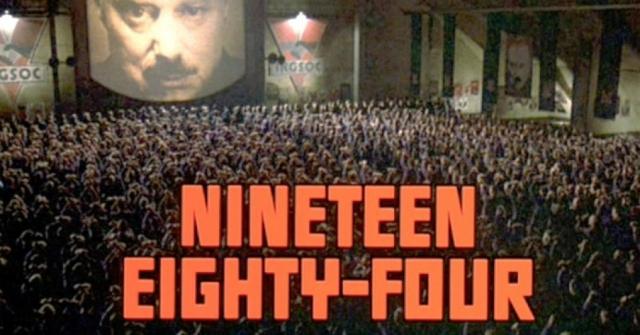 G. Orwell'ın 1984 romanın uyarlama Michael Radford yapımı 1984 filmi.
