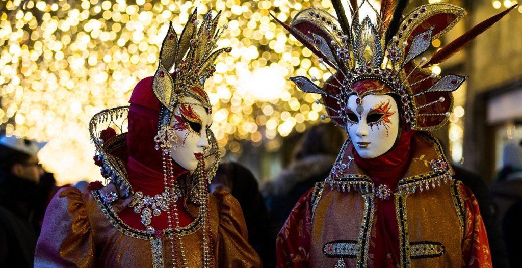 Venedik Festivali ve Maske Çeşitleri